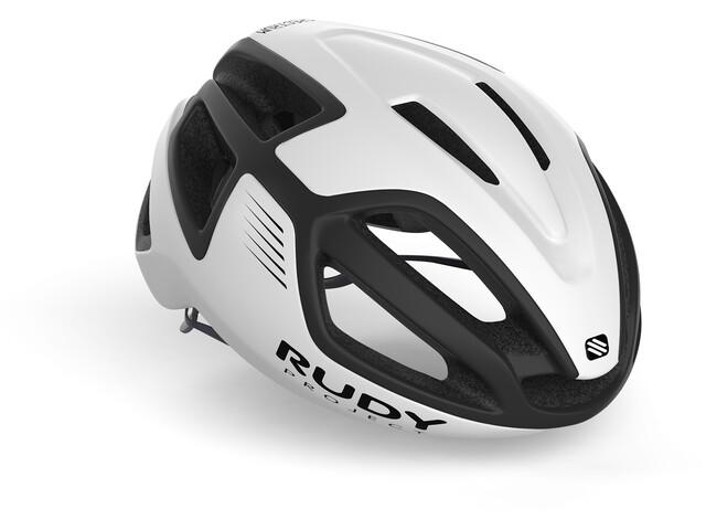 Rudy Project Spectrum Cykelhjälm white/black matte